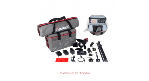 Aputure LS Mini 20 Flight Kit (ddc)
