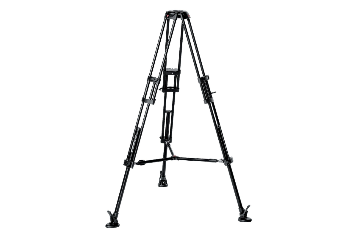 Manfrotto 546B Pro Video Tripod with Mid. Sp