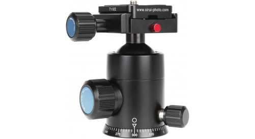 Sirui E-20 Ball Head with TY-50E plate