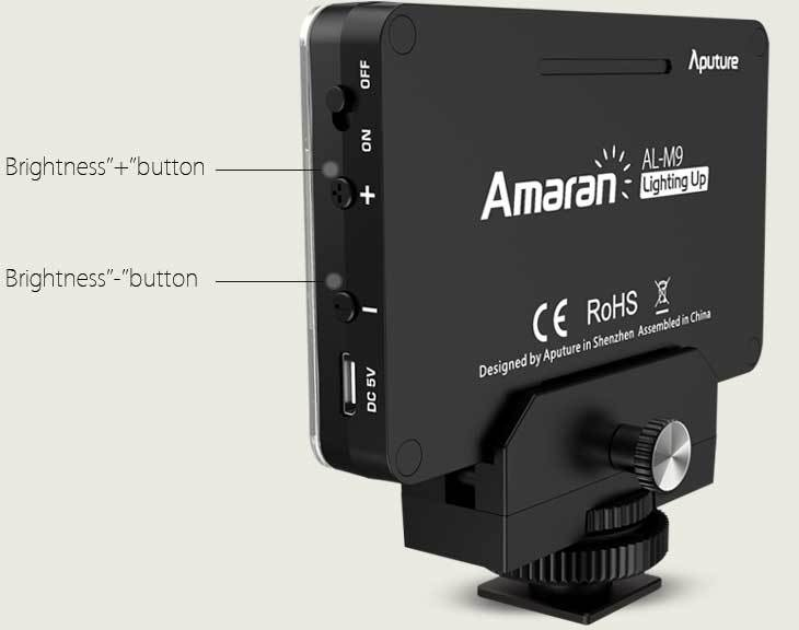 Aputure Amaran ML-M9