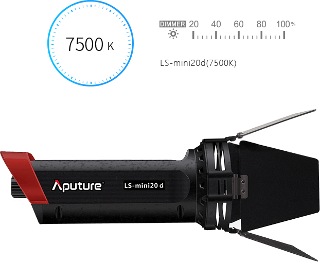 Aputure Light Storm Mini20