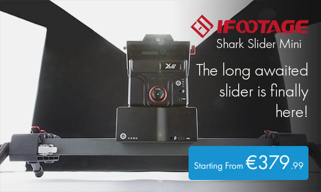 iFootage Shark Slider S1