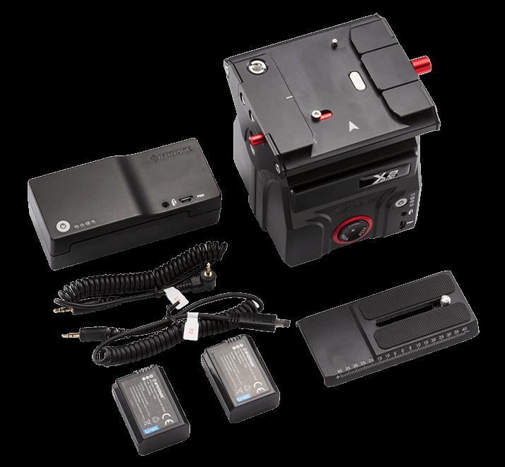 iFootage 3 axis mini in box