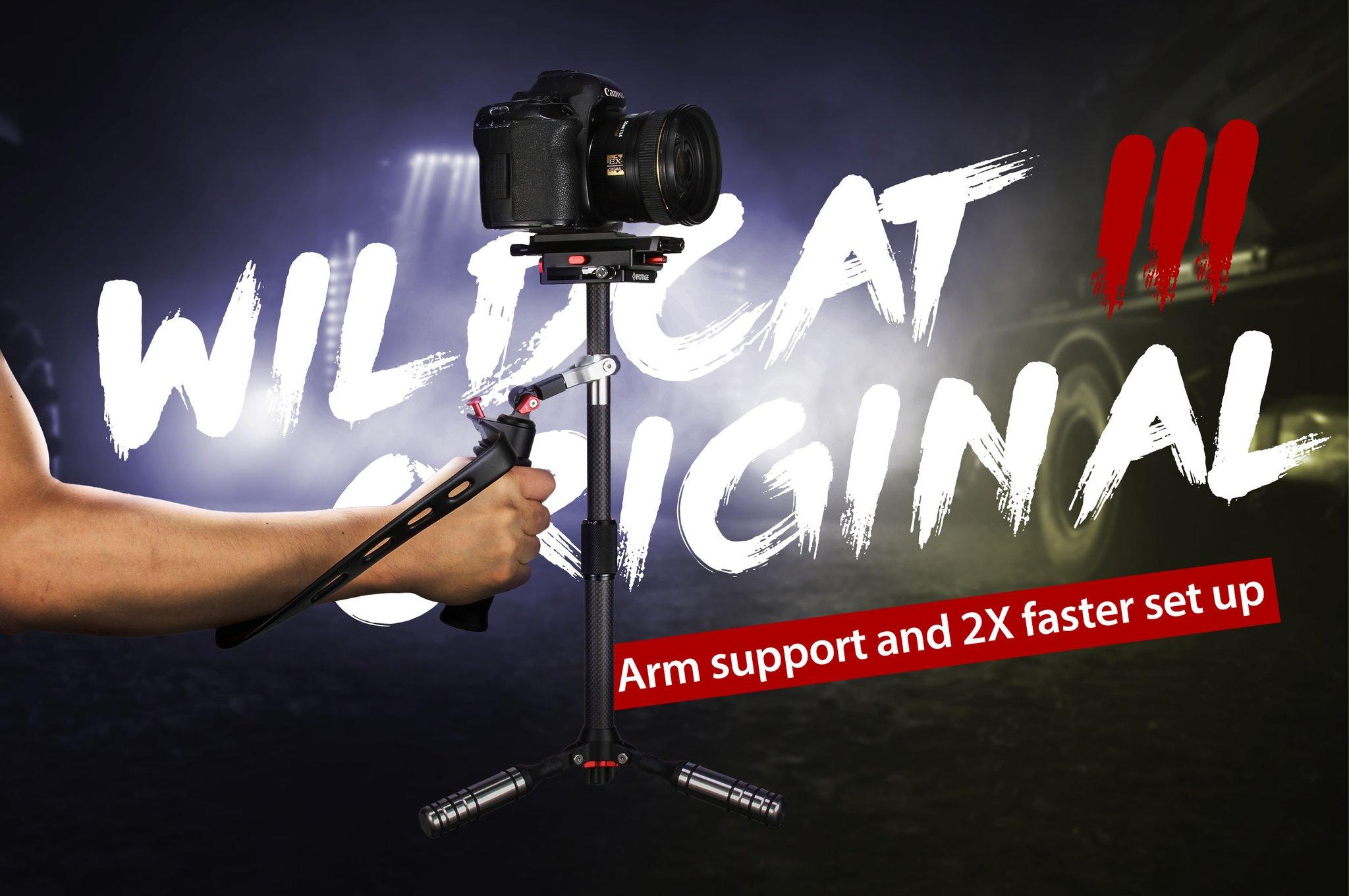 iFootage Wildcat III