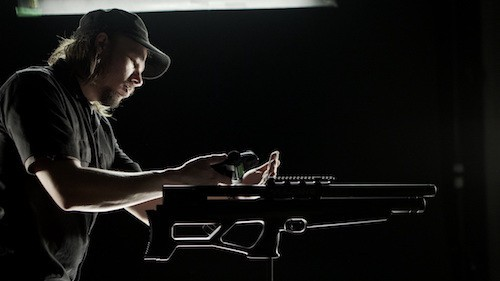 iFootage Shark S1 Slider & S1A3 Motion on Airgun Technology's Commercial Shoot